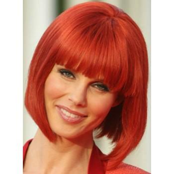 Clip in OFINA  REMY lidské vlasy - MĚDĚNÁ