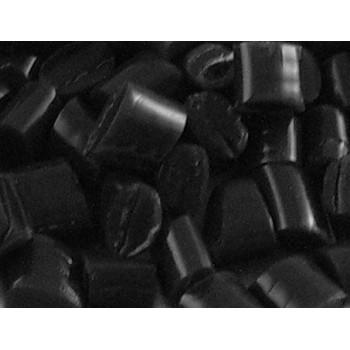 Keratinové granulky 10g - černé