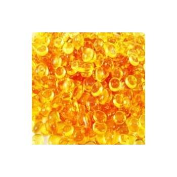Keratinové granulky 10g - jantarové