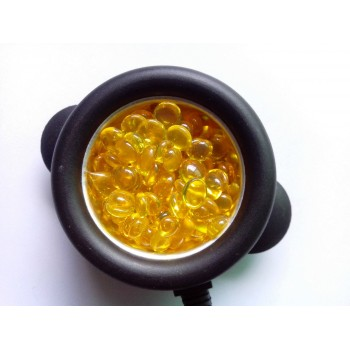 Tavička na keratinový granulát