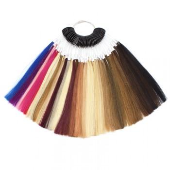 Vzorník odstínů vlasů